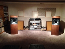 Showing the Great PLains Audio 604-8H-III coaxial drivers