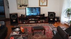 Tannoy Arden Rel 5S Parasound Halo Integrated, Quad 33/303, Rel 5S, Heco, Quad lite Bersford DAC Sony HAP-Z1S