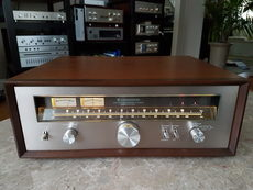 Kenwood KT-7550 Tuner in Walnut Casing