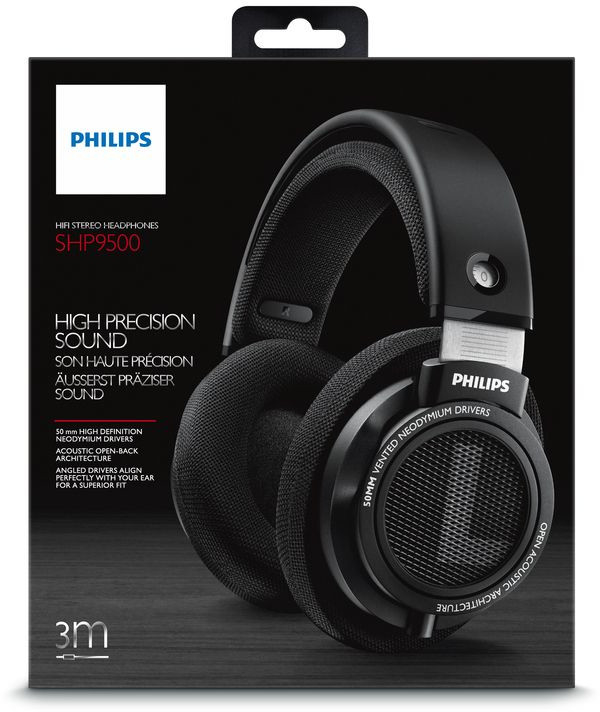Philips SHP-9500