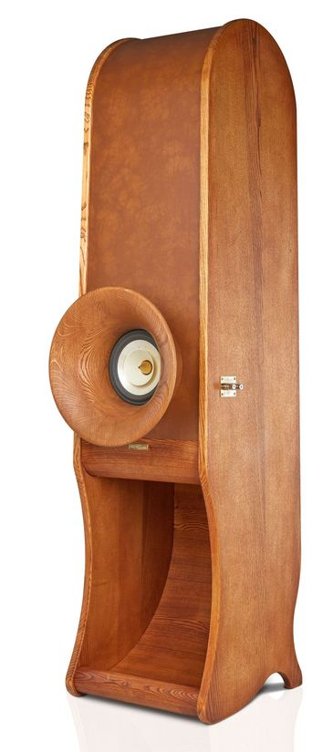 High end speakers Evolution - horn