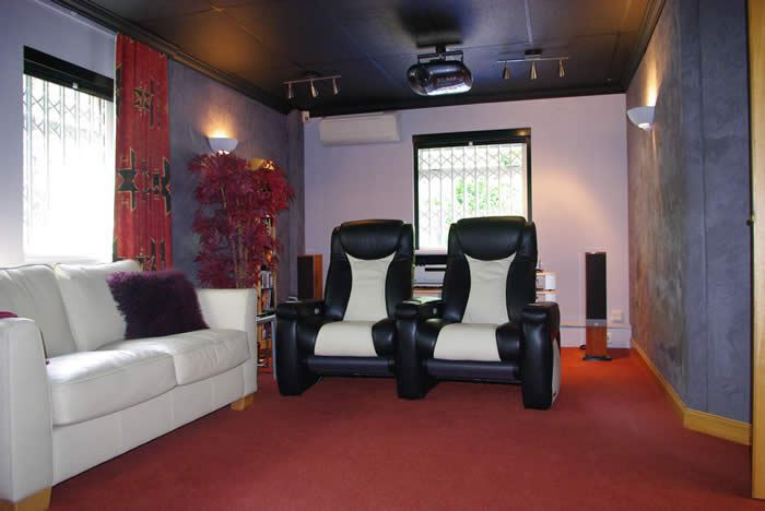 Cinema Demo Room