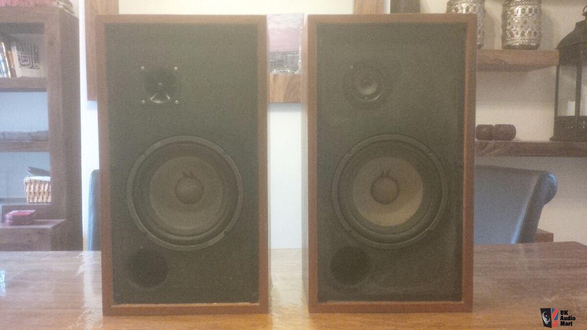 Pair of Marantz Imperial 6, Rare, ideal for a refurb project