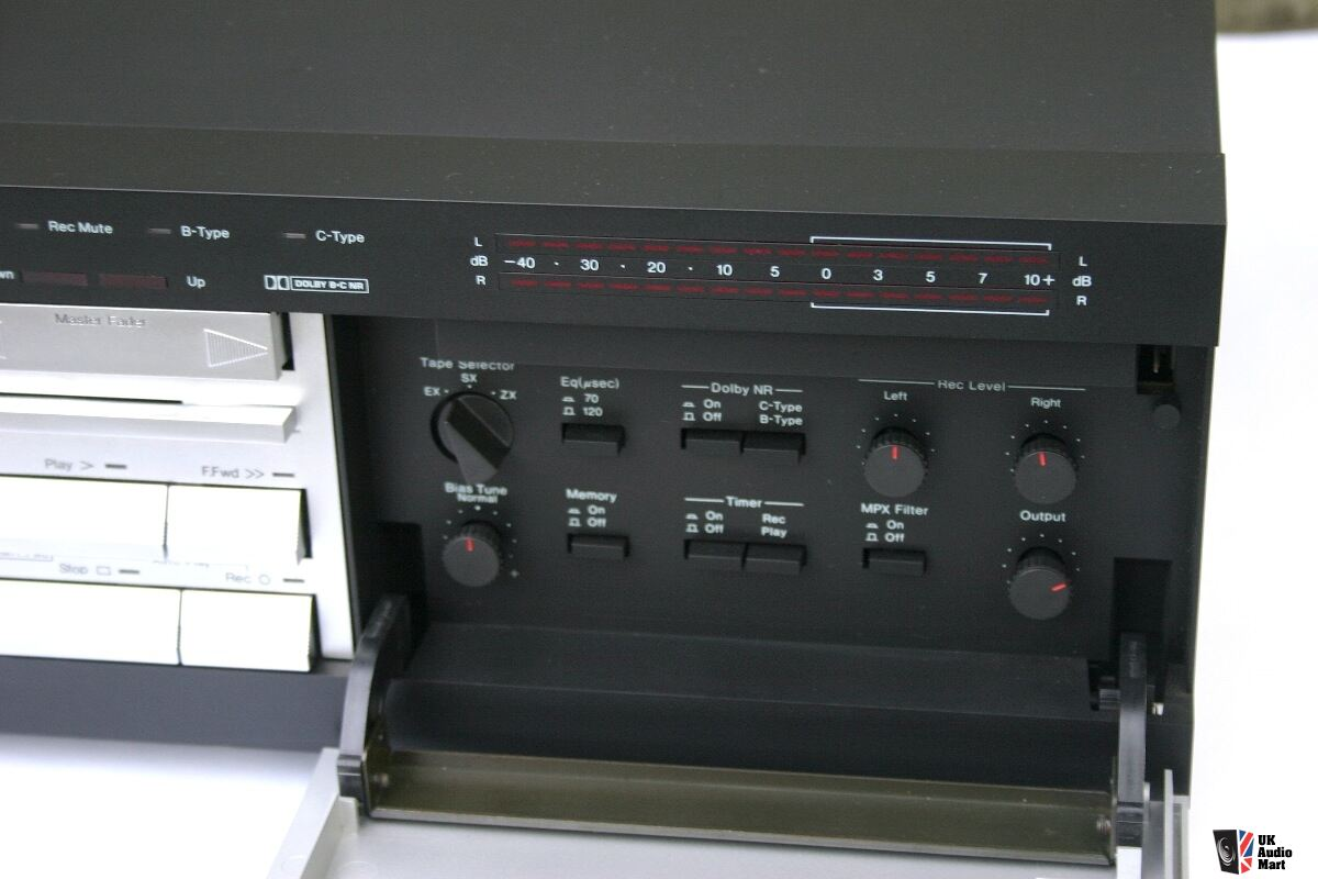 Nakamichi Lx 3 Cassette Deck Fully Restored And Upgraded