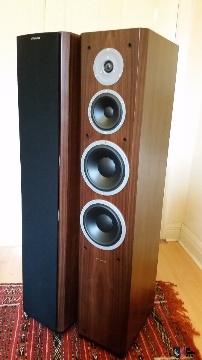 Dynaudio Focus 380 Walnut Photo 1339636 Uk Audio Mart