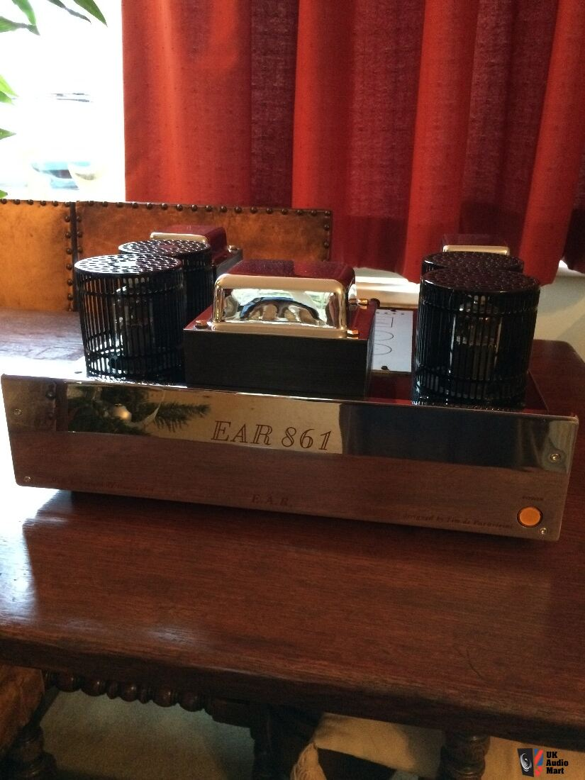 Ear Yoshino 861 Power Amp 834l Pre Amplifiers Photo 1411419