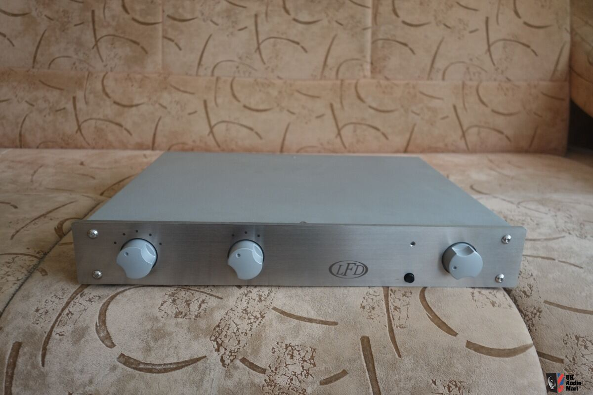 LFD Zero LE MKIII - integrated amplifier WOW, real gem!