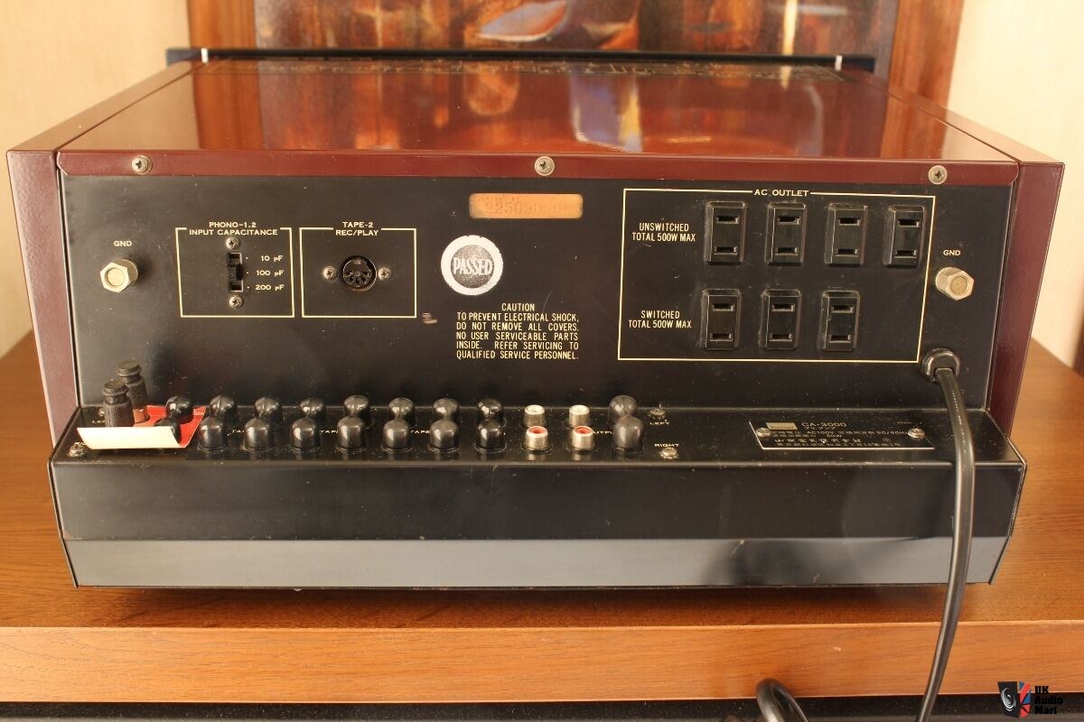 Sansui CA-3000 like new