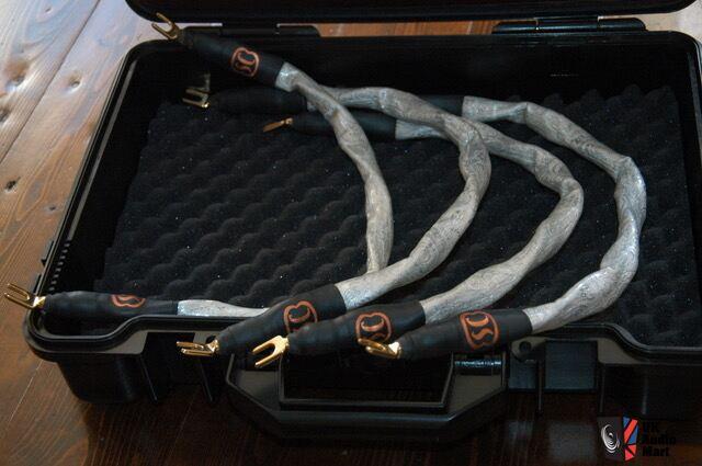 skogrand beethoven speaker cable jumpers photo 2035514 uk audio mart. Black Bedroom Furniture Sets. Home Design Ideas