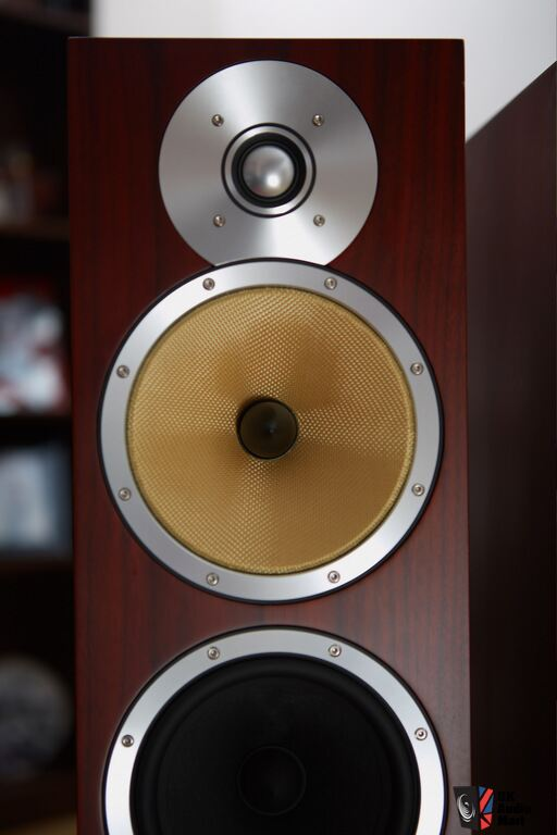 Bowers Amp Wilkinson B Amp W Cm9 Speakers In Immaculate